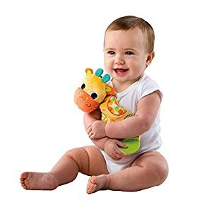 Bright Starts(TM) 8916 Snuggle & Teethe, Multicolor