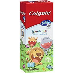 Colgate Infant and Toddler Toothpaste, 40 Milliliter