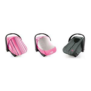 Cozy Combo Pack - Pink Sun & Bug Cover & Lightweight Cozy Cover