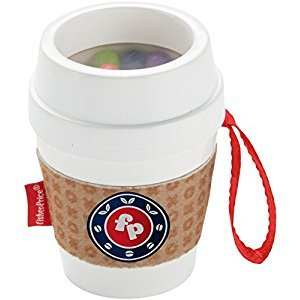 Fisher-Price Coffee Cup Teether