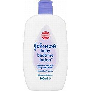 Johnson's Baby Bedtime Lotion (300ml) - Pack of 6