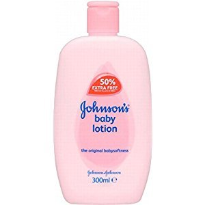 Johnson's Baby Lotion (300ml) - Pack of 6