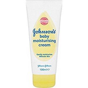 Johnson's Baby Moisturising Cream Paraban Free (100ml) - Pack of 6