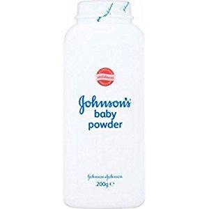 Johnson's Baby Powder (200g) - Pack of 6