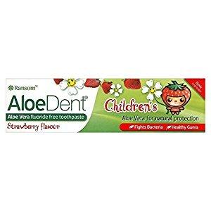 Optima Aloe Dent Children's Cool Toothpaste (50ml) - Pack of 6