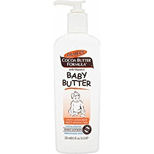 Palmer's Cocoa Butter Formula Baby Butter Massage Lotion (250ml) - Pack of 6