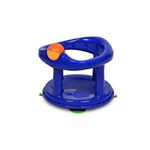 Safety 1st Swivel Bath Seat - Primary Blue