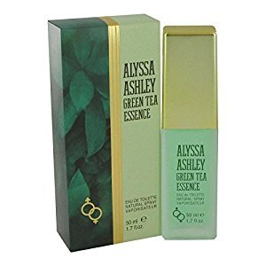 Alyssa Ashley GTESG255 Green Tea Essence Bath and Shower Gel 25.5 oz. and 750 ml.