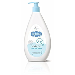 BEBBLE Wash Gel with Calendula & Camomile extracts and D-panthenol 400 ml