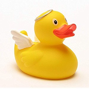DUCKSHOP |Angel Rubber Duck | Bathduck | Rubber Duckie