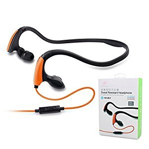 Headphone,Businda in-Ear Earphone Stereo Adjustable with Mic for iPhone 6 Plus/ iPhone 6S Plus,iPad,iPod,Sumsang Galaxy,Tablet