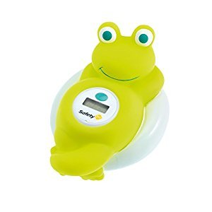 Safety 1st Frog Digital Thermometer (Dispatched From UK)