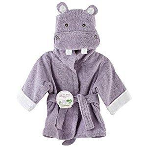Baby Robe, Aniwon Terry Baby Bathrobe Toddler Cloth Robe Infant Bathrobe Cute Bathrobe with Hood