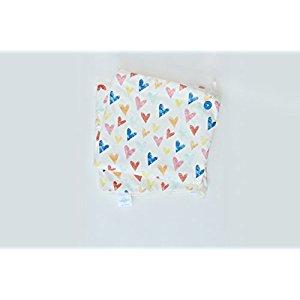 Oneberrie Bare Bundle Towel (Regular, Sweethearts)