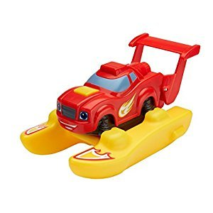 Fisher-Price Nickelodeon Blaze & the Monster Machines, Transforming Bath Blaze