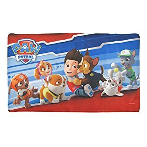 Nickelodeon Paw Patrol Decorative Bath Mat, Red/Blue