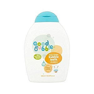 Good Bubble Bubble Bath with Cloudberry Extract 400ml - Pack of 4