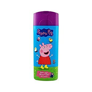 Peppa Pig Bubble Bath 400ml - Pack of 4