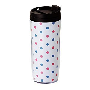 K-ai handy bottle pin dot two-tone 500017 (japan import)