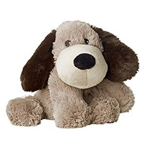 Warmies Beddy Bears Gary II Dog with Lavender Scent