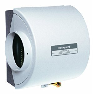 Honeywell HE280C2010/U Higher Capacity Whole House Bypass Humidifier (White)