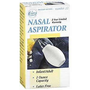 Cara Nasal Aspirator - Each, Pack of 5