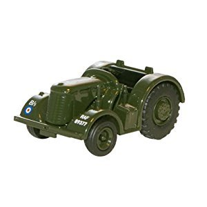 Oxford Die Cast 1:76 Scale RAF David Brown Tractor by Oxford