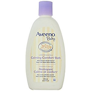 Aveeno Baby Calming Comfort Bath, 236ml