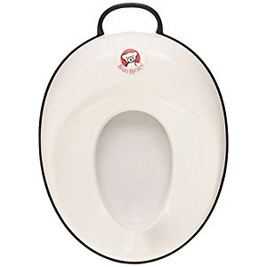 BabyBjorn Toilet Trainer, White/Black