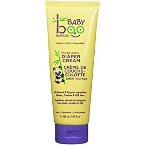 Boo Bamboo Happy Baby Soothing Baby boo diaper cream 120ml