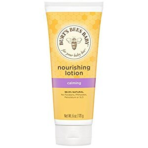 Burt's Bees Baby Bee Calming Lotion, 6 Oz (Packaging May Vary)
