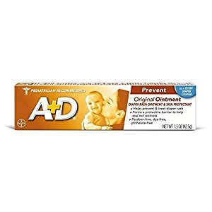 A&D Diaper Rash Ointment 44 ml (3-Pack)