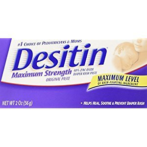Destin Diaper Rash Cream - 2 oz - (pack of 2)