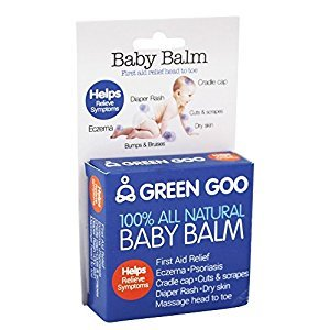 Green Goo Organics 100% All Natural, Baby Balm Large Tin - 1.82oz (51.7g)