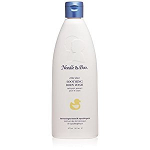 Noodle & Boo Soothing Body Wash, 16 Ounce