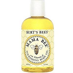 Burt's Bees: Mama Bee Nourishing Body Oil, 4 oz (3 pack) by Burt's Bees