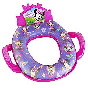 Disney Minnie Mouse Deluxe Potty Seat, Pink