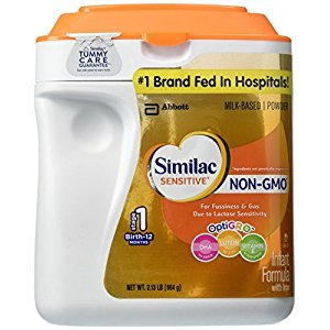 Similac Advance Non-GMO Baby Formula - Powder - 34 oz by Similac