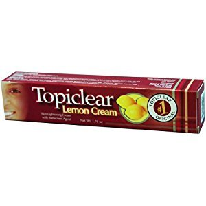 Topiclear Lemon Cream 1.76 oz. (Pack of 2)