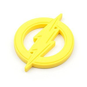 Bumkins DC Comics Teether, Flash