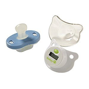 Safety 1st Comfort Check Pacifier Thermometer & Medicine Dispenser