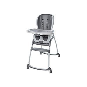 Ingenuity Smartclean Trio 3-In-1 High Chair Slate