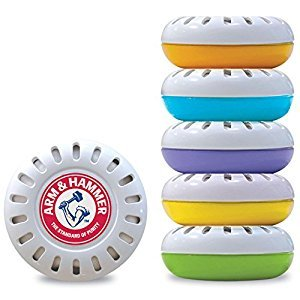 Munchkin 10324 Arm and Hammer Lavender Scented Nursery Fresheners, 5-Pack