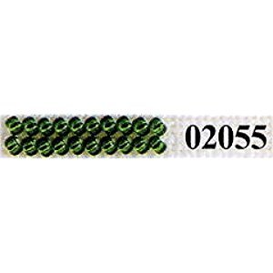 Mill Hill Seed Beads 2055 Brilliant Green - per pack