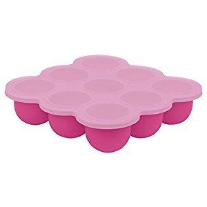 Kushies Baby F101-18 Baby Silitray Silicone Freezer Tray, Candy