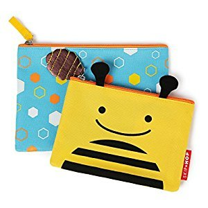 Skip Hop Zoo Little Kid & Toddler Cases, Brooklyn Bee
