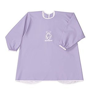 BabyBjorn Long Sleeve Bib - Purple