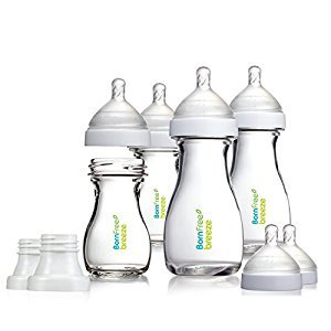 Born Free Breeze Glass Bottle Gift Set
