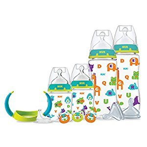 Nuk Perfect Fit Newborn Bottle Gift Set