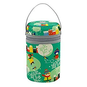 Practical Kids Bag Portable Stew Beaker Bag, D(15*9CM)